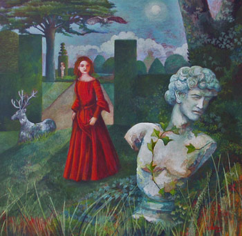 Nicola Slattery - The Philosopher's Garden